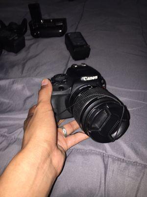 Canon Camera SL1 for Sale in Long Beach, CA