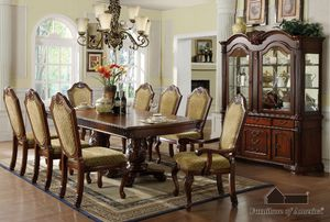 Dining set 9pc for Sale in The Bronx, NY