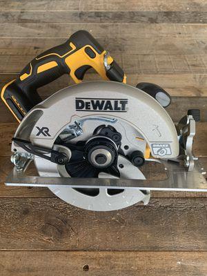 Dewalt XR Brushless Circular Saw for Sale in Tempe, AZ