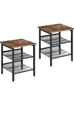 VASAGLE Set Of 2 End Tables (NEW) for Sale in Rancho Cucamonga, CA