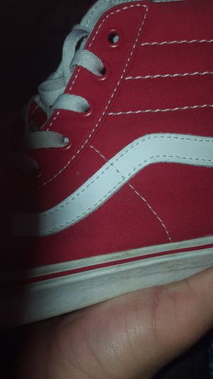 Vans high size for Sale in New Britain, CT
