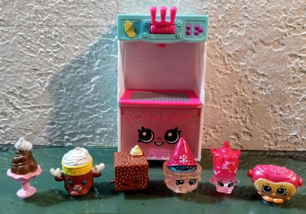 Shopkins Food Themed Pack
