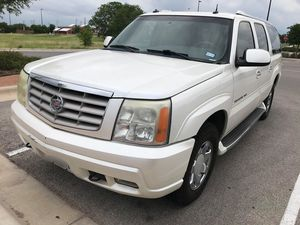 2003 Cadillac Escalade ESV for Sale in Selma, TX