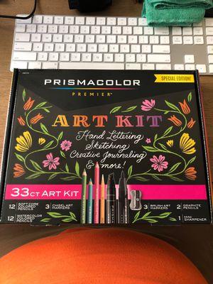 Prismacolor Premier Art Kit for Sale in Tracy, CA