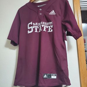Adidas Mississippi State Baseball Jersey. for Sale in Portland, OR