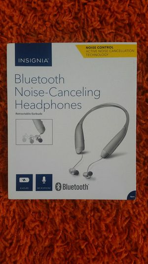Bluetooth Noise cancelling headphones for Sale in La Vergne, TN