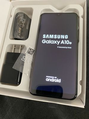 Samsung galaxy A10e 32gb Boost Mobile/ Sprint for Sale in Reedley, CA