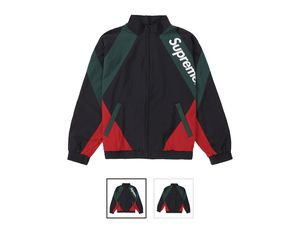 Supreme Paneled Track Jacket for Sale in ROWLAND HGHTS, CA