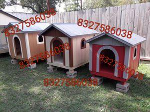 Custom dog houses for Sale in Houston, TX