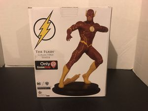 The Flash DC Heroes Collectible Statue for Sale in Hartland, MI