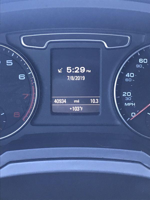 2015 Audi Q3 Quattro, 42k miles