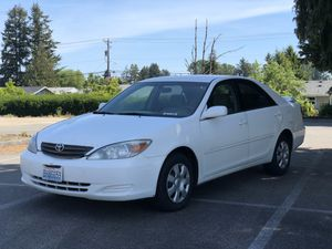 2002 Toyota Camry for Sale in Tacoma, WA
