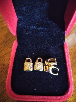 Coach earrings for Sale in Seffner, FL