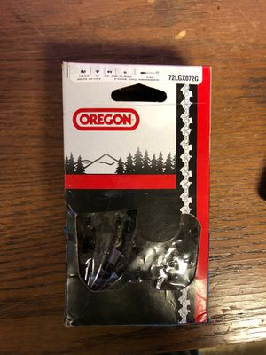 Oregon chainsaw chain for Sale in SeaTac, WA