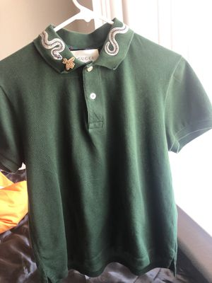 Gucci Snake Polo Size S for Sale in Phoenix, AZ
