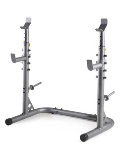 NEW Adjustable Squat Rack / Bench Press Rack with Safety Spotters and Plate XRS 20 for Sale in Encinitas,  CA