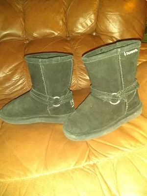 Bearpaw boots girls size 12 for Sale in Oak Grove, MO