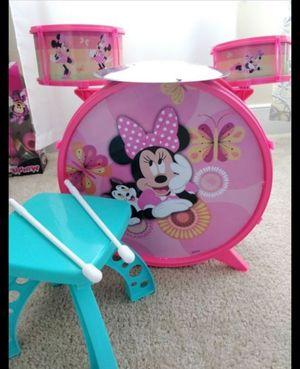 Minnie drum set for Sale in Alexandria, VA