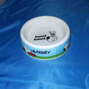Snoopy Food Bowl for Sale in Roselle, IL
