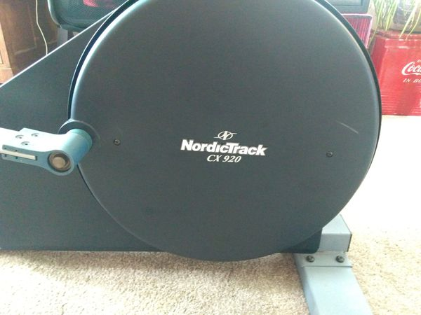 NordicTrack CX-920 elliptical machine