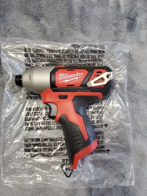 Milwaukee M12 impact driver for Sale in Riverview, FL