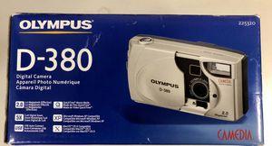 Olympus Digital Camera D-380 for Sale in St. Petersburg, FL