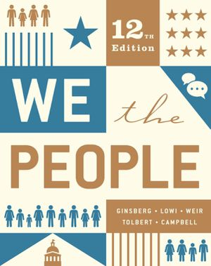 We The People 12th Edition for Sale in Cypress, TX
