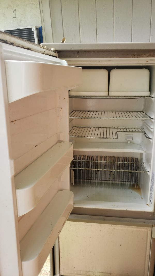 RV fridge for rebuild