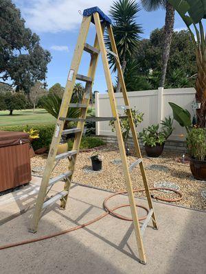 8'Werner A-FRAME ladder for Sale in Oceanside, CA