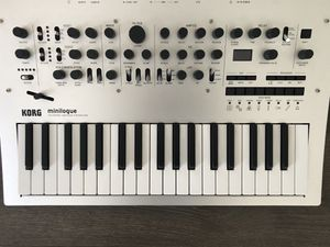 Korg Minilogue for Sale in Los Angeles, CA