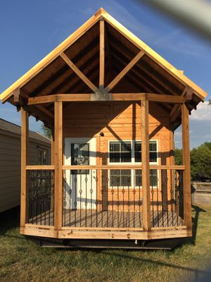 CUSTOM Tiny house for sale! for Sale in Canyon Lake, TX