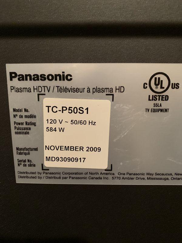 Tv plasma Panasonic 48