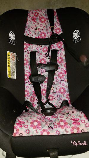 minnie car seat for Sale in Cranston, RI