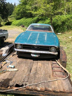 1972 mustang for Sale in Kelso, WA