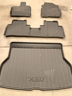 Acura RDX all weather floor mats for Sale in Lynnwood, WA