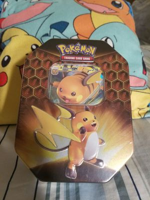 Hidden Fates Pokemon Collectible Card Tin for Sale in Phoenix, AZ