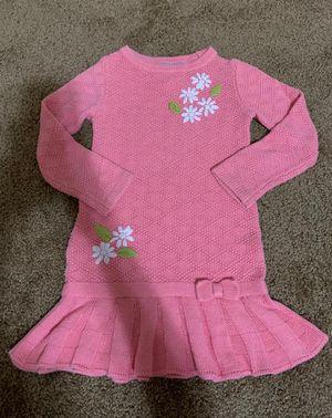 Cute flower Dress Girls size (5-6) for Sale in Edmonds, WA