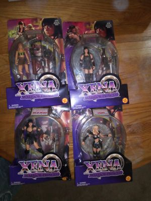 Xena Warrior Collectable Action figures for Sale in North Las Vegas, NV