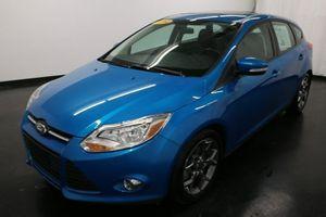 Certified 2014 Ford Focus SE Hatchback for Sale in Grand Haven, MI
