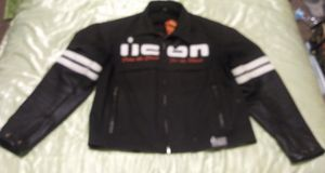 Icon Motorcycle Jacket for Sale in Upland, CA