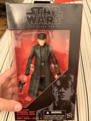Star Wars Black Series General Hux Figure for Sale in Fresno, CA