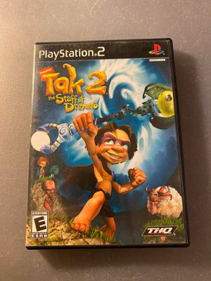Tak 2 playstation 2 ps2 for Sale in Orange, CA