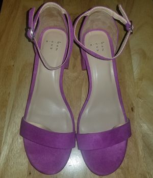 8 1/2 W A New Day Ankle Sandle Pumps for Sale in Long Beach, CA