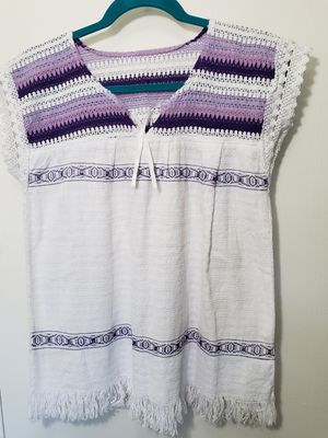 Mexican Woven Top for Sale in Fremont, CA