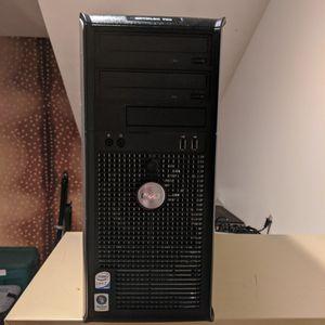 DELL Optiplex 755 E7200, 2.53 GHZ, 6GB, 80GB HD, WIN10, 8 USB for Sale in Plainview, NY