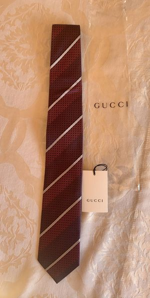 Gucci Silk Tie for Sale in Santee, CA