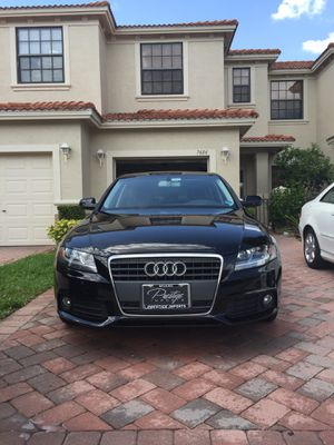 2012 Audi A4 for Sale in Naples, FL