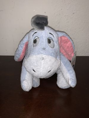 Disney Baby 14 Inch Eeyore Plush Winnie The Pooh Stuffed Animal NEW for Sale in Miami, FL