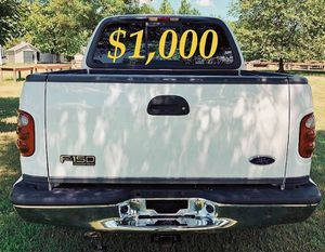 $1,000 URGENT Selling my 2002 Ford F-150 Runs and drives great! Clean title for Sale in Washington, DC