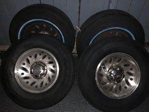 NEXEN N'PRIZ AH5 Truck Tires w/ Rims for Sale in Los Angeles, CA